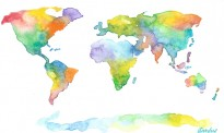 world map unity in diversity