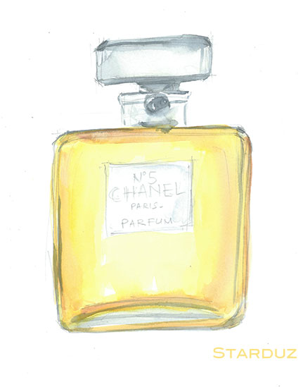 Iconic Chanel No.5 Perfume